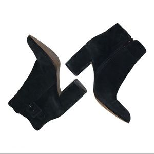 Lord & Taylor Suede Booties